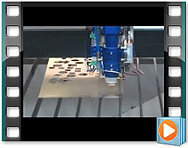 Omnisign Plus PRO 4500 Series-4 Laser Cutting/Engraving/Marking Machine Video
