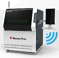 Omnisign Plus PRO F-500 500W Fiber Industrial Laser Cutter